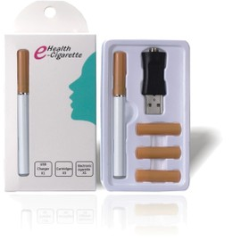 coffret cigarette lectronique health e cigarette sans nicotine. Black Bedroom Furniture Sets. Home Design Ideas