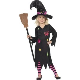 Cinder Witch Costume, Female Small Age 4-6