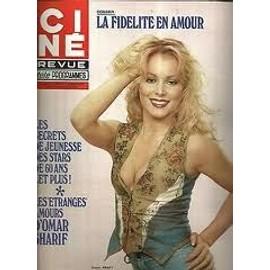 online store d1f90 d067e cine-revue-delon-mireille-darc-2p-fred-astaire-1p-brigitte-fossey-4p-dolly-davis-4p-robert-mitchum-1p-omar-sharif-1p-belmondo-1-2p-eva-aulin-nue-poster-  ...