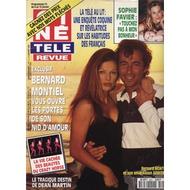 cin revue n 1 1996 bernard montiel dean martin sophie favier maureen dor sophie davant. Black Bedroom Furniture Sets. Home Design Ideas
