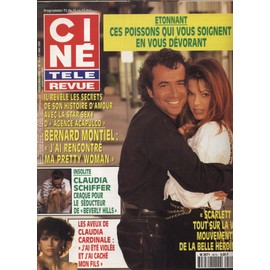 cin revue n 19 1995 claudia schiffer claudia cardinale souad amidou bernard montiel. Black Bedroom Furniture Sets. Home Design Ideas
