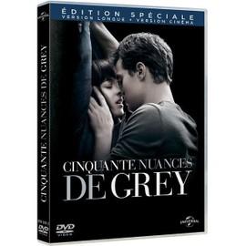 Petite annonce Cinquante Nuances De Grey - Édition Spéciale - Version Longue + Version Cinéma - Sam Taylor-Johnson - 62000 ARRAS