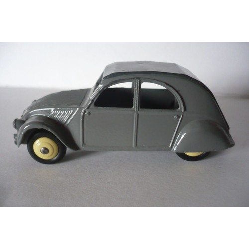 Citroen 2cv Dinky Toys Achat Vente Neuf Occasion