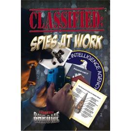 Classified: Spies At Work de Natalie Hyde
