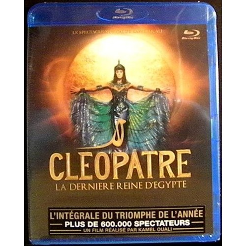 Cléopâtre la dernière Reine d'Egypte : Le Spectacle FRENCH movie poster