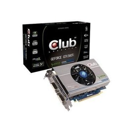 Club 3D GeForce GTX 560Ti - Green Edition