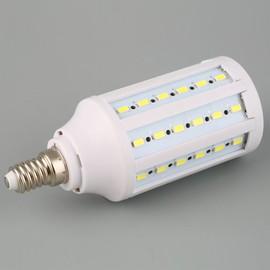 Maïs Économie À Vis Led Lampe E14 Lumineuse D'énergie Puissance Cnyo® Ac110v 60 Ampoules 5730 3RAj54L