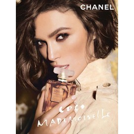 coco mademoiselle de chanel publicit de parfum incarn par keira knightley cha07. Black Bedroom Furniture Sets. Home Design Ideas