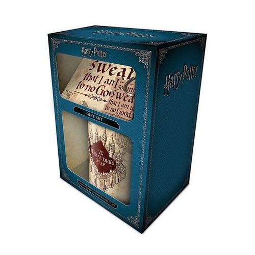 coffret cadeau harry potter maurauders map neuf et d 39 occasion. Black Bedroom Furniture Sets. Home Design Ideas