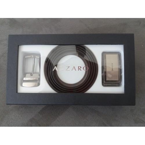 1c9a6388a2f6 Coffret Ceinture Azzaro - Achat vente de Accessoires de mode - Rakuten
