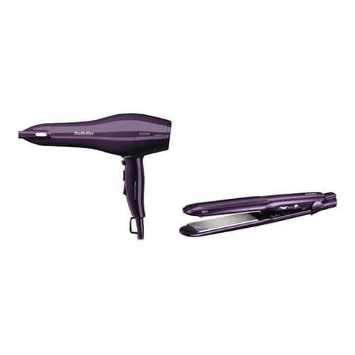 Babyliss 6626pe Purple Edition Limited Edition - Sèche-Cheveux - Violet -  Avec Lisseur ec44982e8f1e