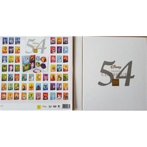 coffret disney noel 2018 Coffret De Noël Disney 54 Classiques Disney Ltd Ed   DVD Zone 2 coffret disney noel 2018