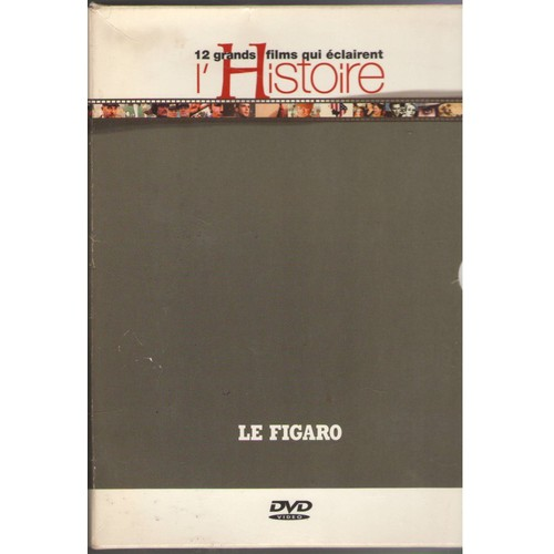 Coffret dvd figaro 12 grands films qui clairent l - Code avantage aroma zone frais de port ...