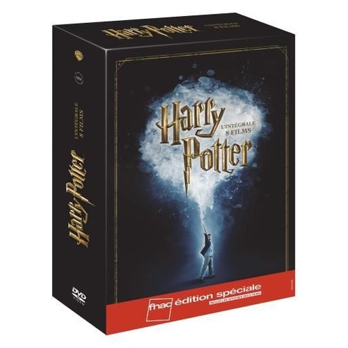 coffret harry potter l 39 int grale 8 films edition sp ciale de warner bros achat et vente dvd. Black Bedroom Furniture Sets. Home Design Ideas