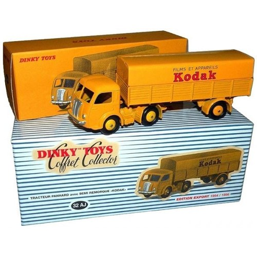 coffret panhard movic kodak dinky toys atlas neuf et d 39 occasion. Black Bedroom Furniture Sets. Home Design Ideas