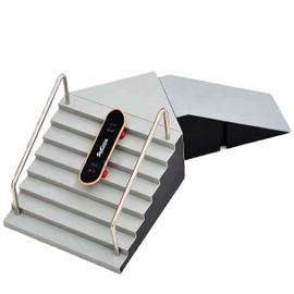 coffret rampe escalier finger skate achat et vente. Black Bedroom Furniture Sets. Home Design Ideas