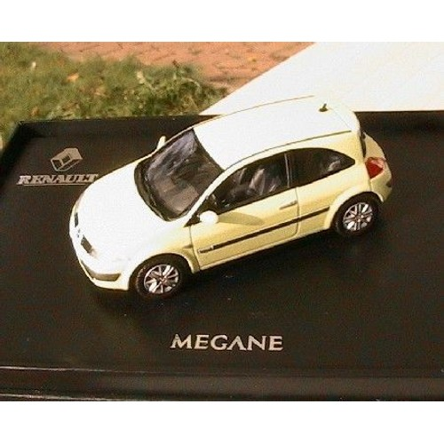 coffret renault megane ii coupe phosphorescent 1 43 norev 3 portes. Black Bedroom Furniture Sets. Home Design Ideas