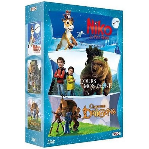 Sp cial hiver niko le petit renne jasper pingouin explorateur en dvd blu ray ou vod pas cher - Jasper le pingouin ...