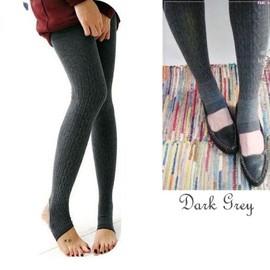 collants pantalons longue coton de femme leggings confortables stirrup hiver chaud 5 couleurs. Black Bedroom Furniture Sets. Home Design Ideas