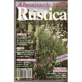 Almanach 1990 Rustica de Collectif