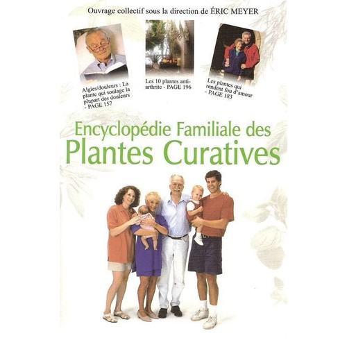 encyclopedie familiale des plantes curatives de collectif rakuten. Black Bedroom Furniture Sets. Home Design Ideas