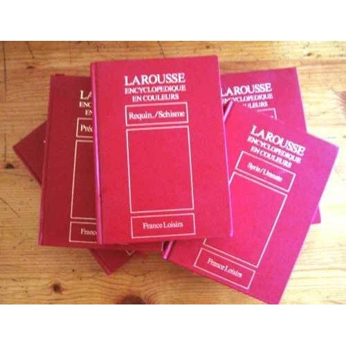 encyclopedie larousse 1979