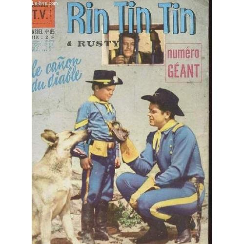 Rin tin tin rusty numero geant le canon du diable de - Code promo vente du diable frais de port offert ...