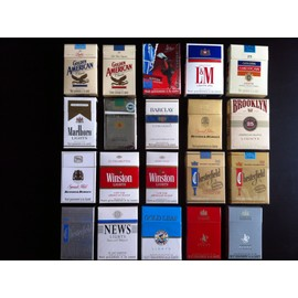 A pack of cigarettes Superkings cost in Vermont