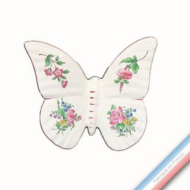 Collection Reverbere Deco Papillon Moyen H 13 L 15 Cm Lot De 1