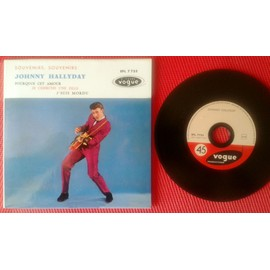 Collection T�l�star - Collection Cd Effet Vinyle Johnny Hallyday 1