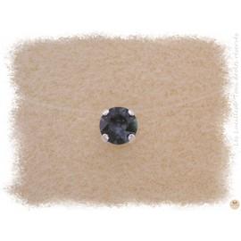 Petite annonce Collier - Strass De 6 Mm - Ras Du Cou - Fil De Nylon Transparent - Swarovski - 78000 VERSAILLES