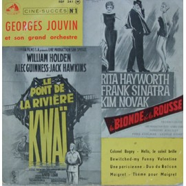 Colonel Bogey /Bewitched My Funny Valentine /Duo Du Balcon / Ca Ne S Ert A Rien - Georges Jouvin
