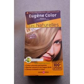 coloration les naturelles deugne color - Couleur Eugene Color