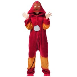 Combinaison animaux pyjama kigurumi grenouill re iron man for Maison d iron man