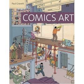 Comics Art de Paul Gravett
