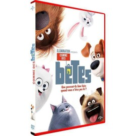 Petite annonce Comme Des Bêtes - Dvd + Copie Digitale - Yarrow Cheney,  Chris Renaud - 93000 BOBIGNY