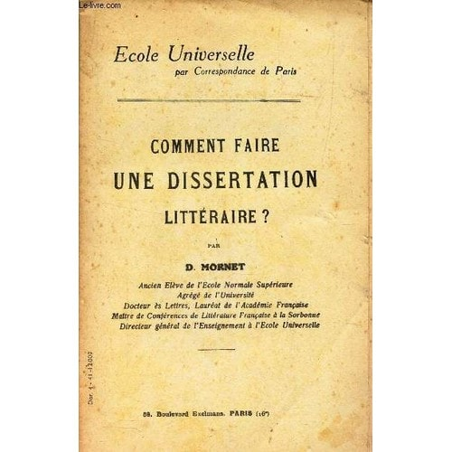 Comment corriger une dissertation steps to write a good - Comment faire une soudure a l etain ...