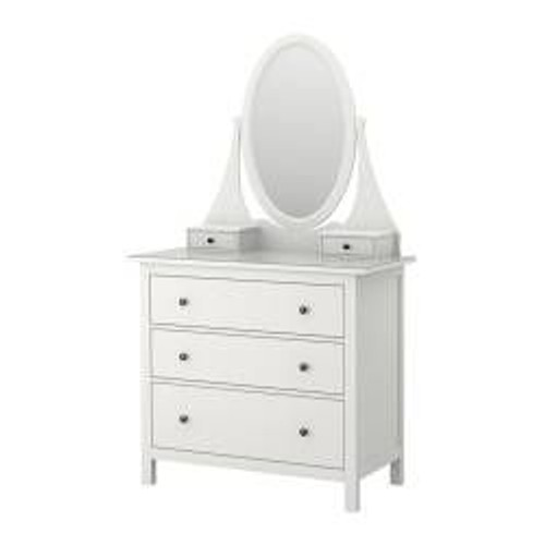 commode ik a hemnes avec miroir achat et vente. Black Bedroom Furniture Sets. Home Design Ideas