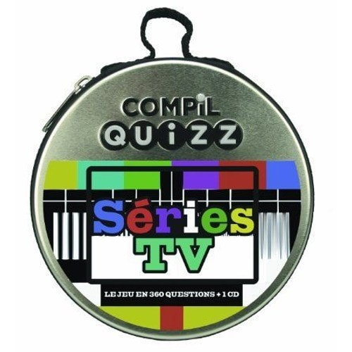 compil quizz s ries tv achat et vente priceminister rakuten. Black Bedroom Furniture Sets. Home Design Ideas