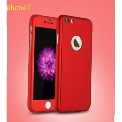 coque apple iphone 7 plus rouge