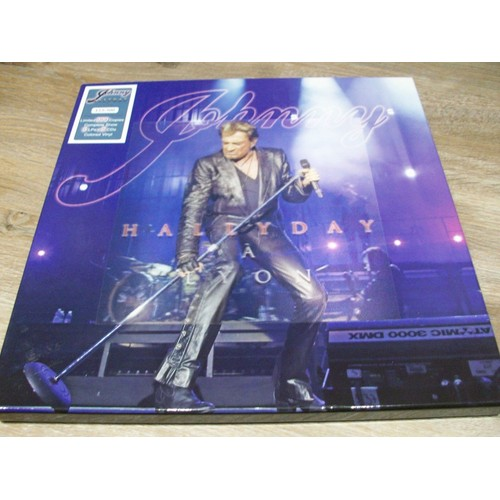 Concert A Lyon Johnny Hallyday 33 Tours Priceminister