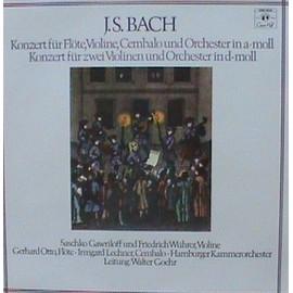 Concerto En La Mineur - Concerto En Re Mineur - Bach