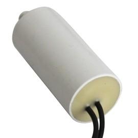 condensateur de d marrage pour moteur 4 f 450 v pr c bl pas cher. Black Bedroom Furniture Sets. Home Design Ideas