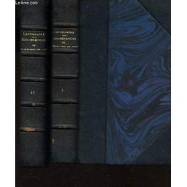 Conferences De Notre-Dame De Paris / En 2 Volumes : Tome Premier (Annees 1835-1836-1843) + Tome Second ( 1844-1845). de LACORDAIRE R.P.H.D.