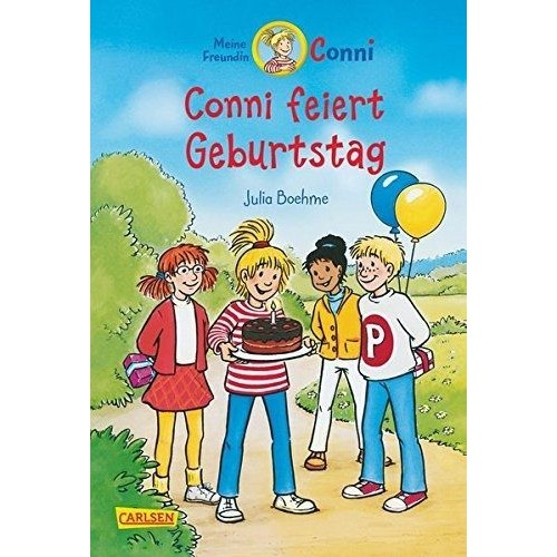 Meine Freundin Conni 04 Conni Feiert Geburtstag De Julia Boehme