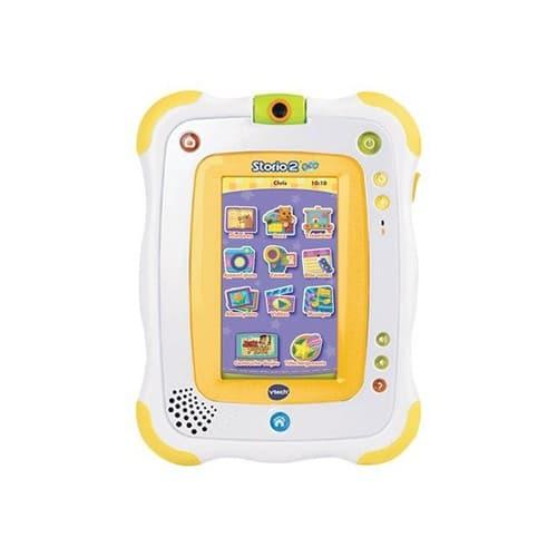 tablette storio 2 baby jaune achat vente de jouet. Black Bedroom Furniture Sets. Home Design Ideas
