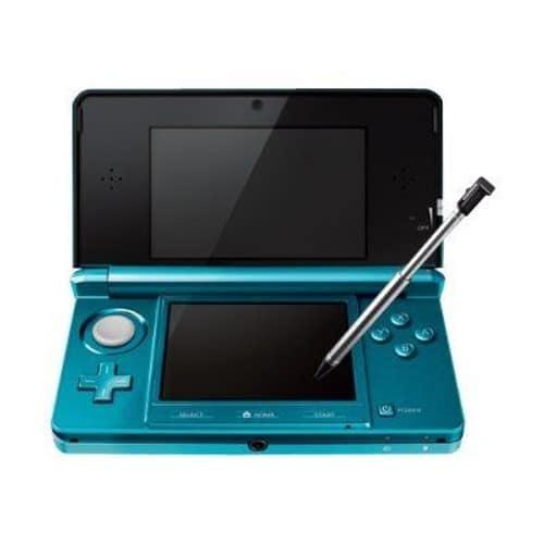 Nintendo 3ds bleu lagon pas cher achat vente de consoles rakuten - Console 3 ds xl pas cher ...