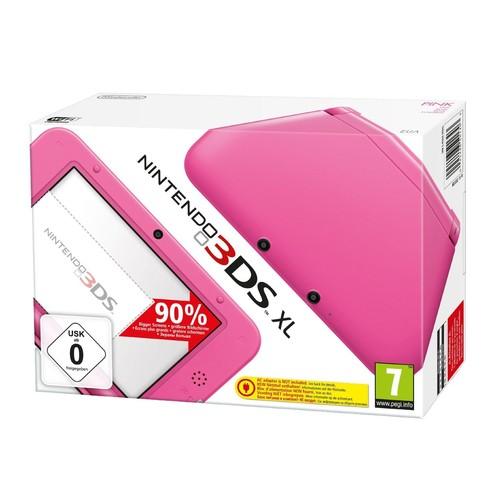 Console nintendo 3ds xl rose pas cher achat vente sur rakuten - Console nintendo 3ds xl pas cher ...