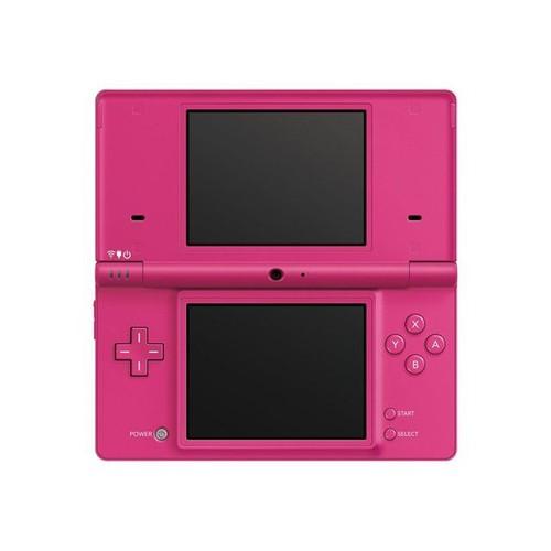 Nintendo dsi console de jeu portable rose pas cher rakuten - Console de jeux portable pas cher ...