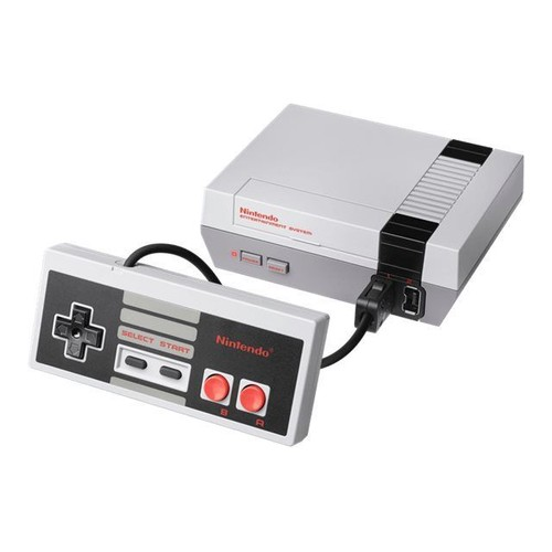 console nintendo nes classic mini pas cher achat vente sur rakuten. Black Bedroom Furniture Sets. Home Design Ideas